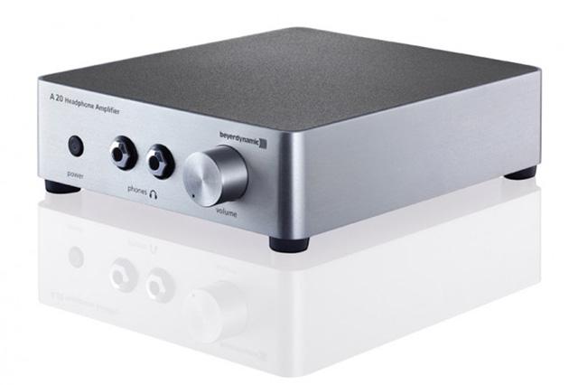 Beyerdynamic A 20 premium stereo hovedtelefonforstærker i god kvalitet, perfekt til alle hovedtelefoner. Mulighed for op til to lyttere på samme tid