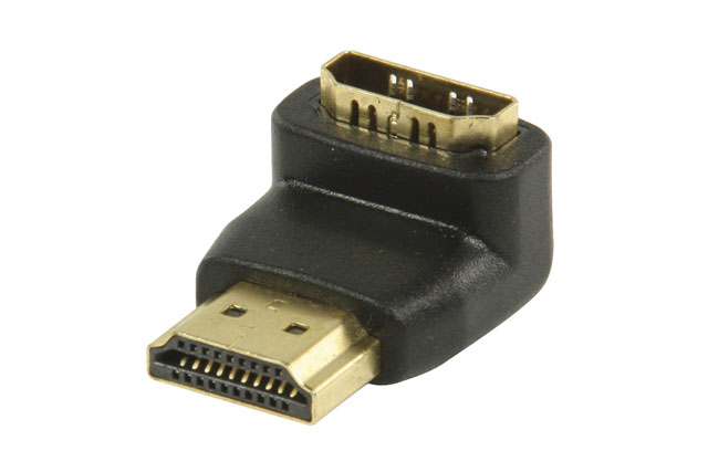 06-097 HDMI angle adaptor male-female