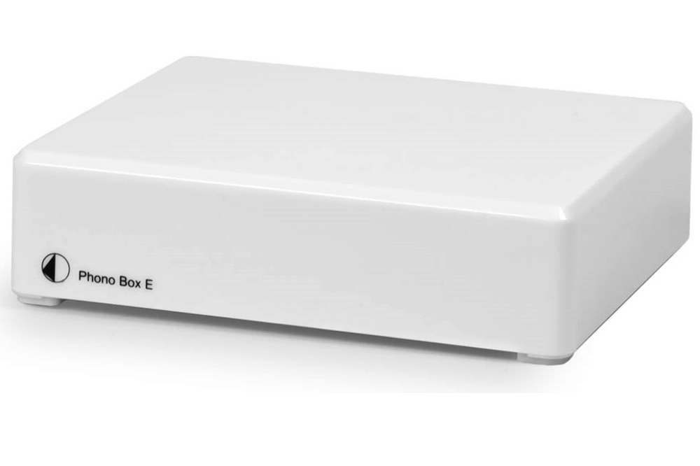 Pro-Ject Phono Box E, white