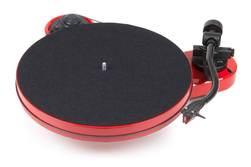 Pro-Ject RPM 1 Carbon, red