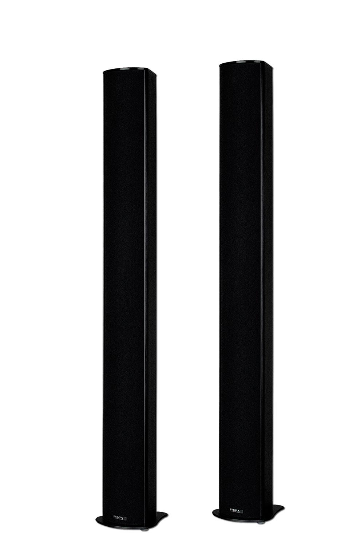 Design og høj lydkvalitet forenet! Den elegante aluminums højttaler TMicro 5, levere en lydoplevelse, man slet ikke forventer af denne størrelse.
