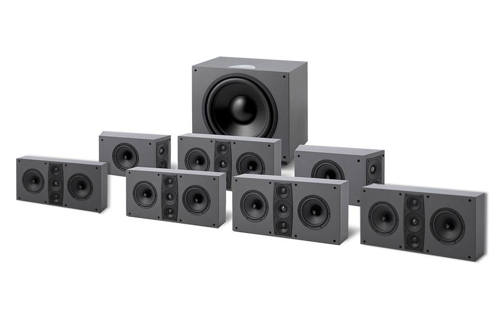 Vi har sammensat en Dolby Atmos pakke med Jamo D600 THX Ultra 2 godkendte serie. Få en ægte 5.1.2 Dolby Atmos hjemmebiograf af meget høj kvalitet.