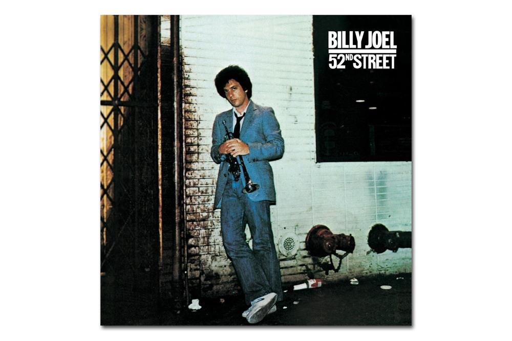 Lp Billy Joel 52nd Street