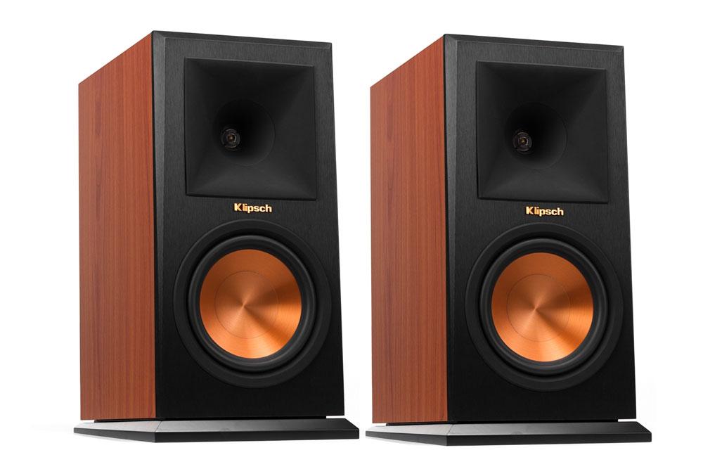 Premiere RP-160M levere fed hjemmebio/musik lydkvalitet, i ægte Klipsch stil, fra et kompakt design med en 6.5