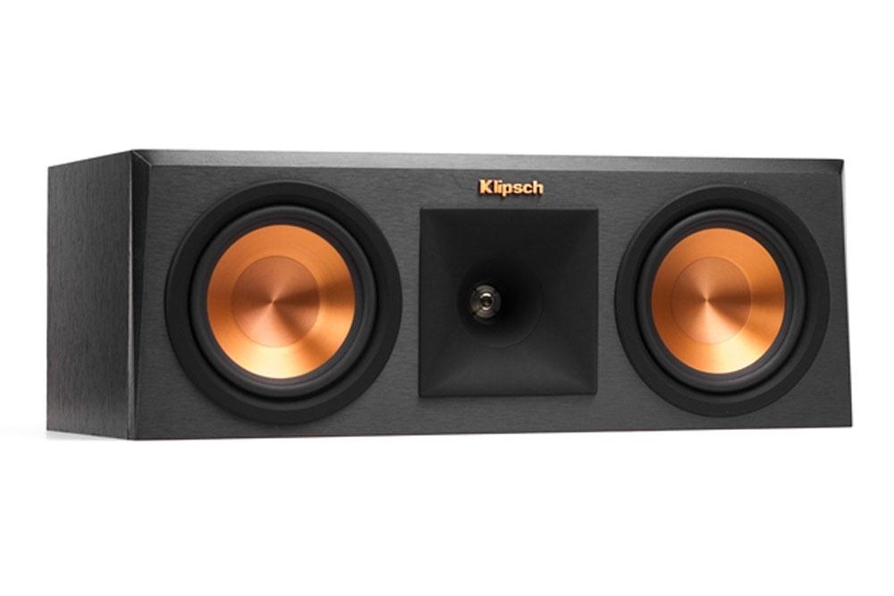 Klipsch Premiere RP-250C er den mest kompakte Center højttaler i den nye reference serie, med 2 x 5.25 basenheder og det nye Hybrid Tractrix Horn.