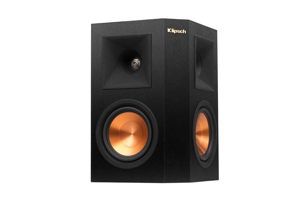 Klipsch RP250S, black