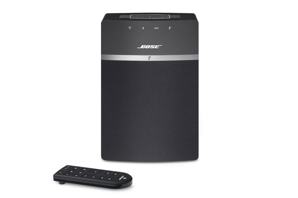 Bose SoundTouch 10 er en lille lækker højttaler med let streaming som på alle andre SoundTouch systemer.
