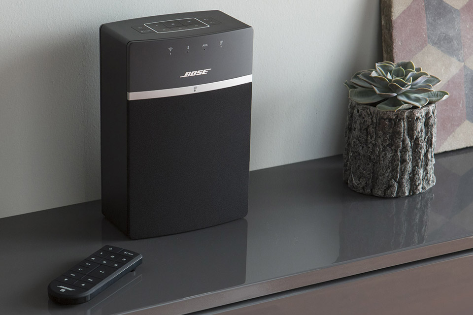 Bose SoundTouch 10, lifestyle