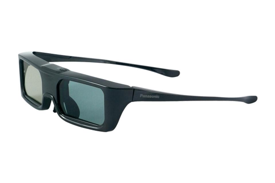 De nyeste aktive Panasonic 3D briller, passer til alle Panasonic Viera TV fra 2012 og frem.<br>