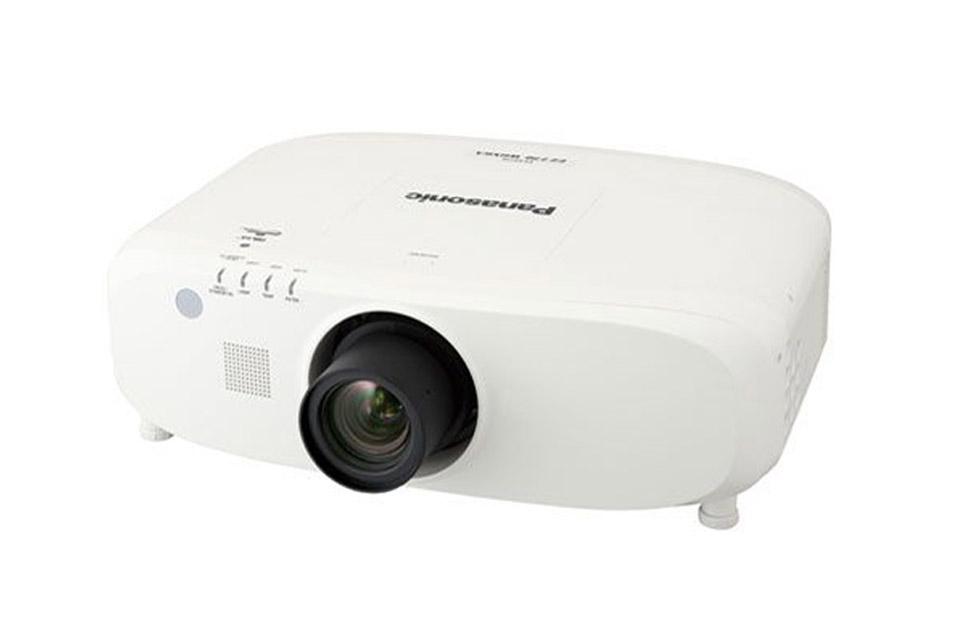 Installationsprojektor til store mødelokaler og auditorier med WXGA, 1280x800, 7000 Lm, HDMI, Lens shift