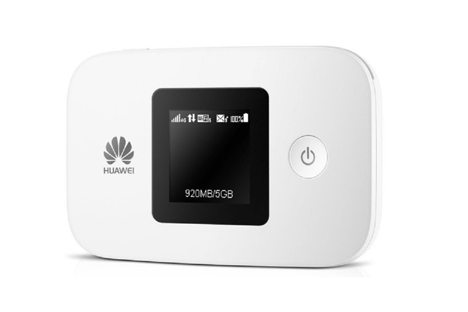 Huawei E5577CS-321-W 3G/4G mobil router with Wifi accesspoint