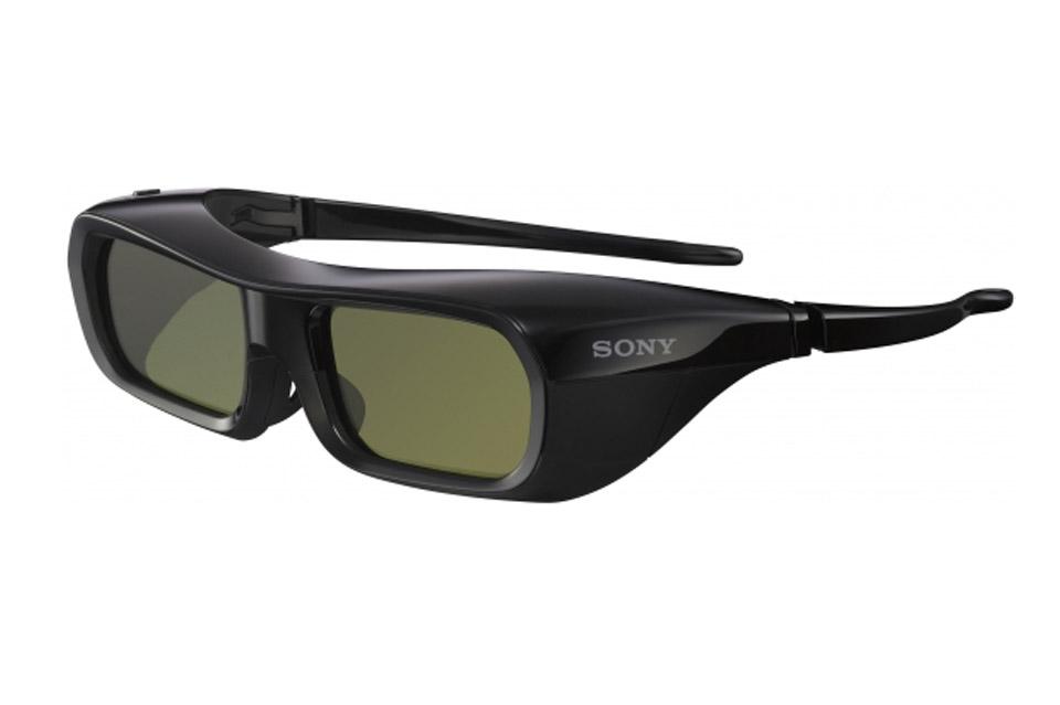 Aktive IR 3D briller fra Sony. Passer bl.a. til VPL-VW1100ES, HW55ES og HW40ES. Husk der også skal tilkøbes en TMR-PJ2 3D transmitter.
