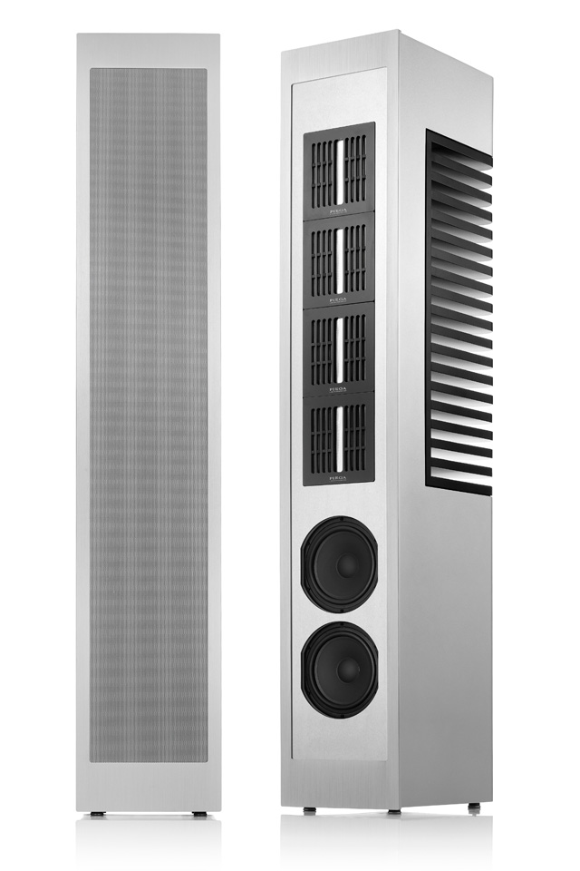 Meet the new PIEGA Master Line Source 2 - Exclusive high-end loudspeaker with completely redesigned Coax modules and unique design and sound!