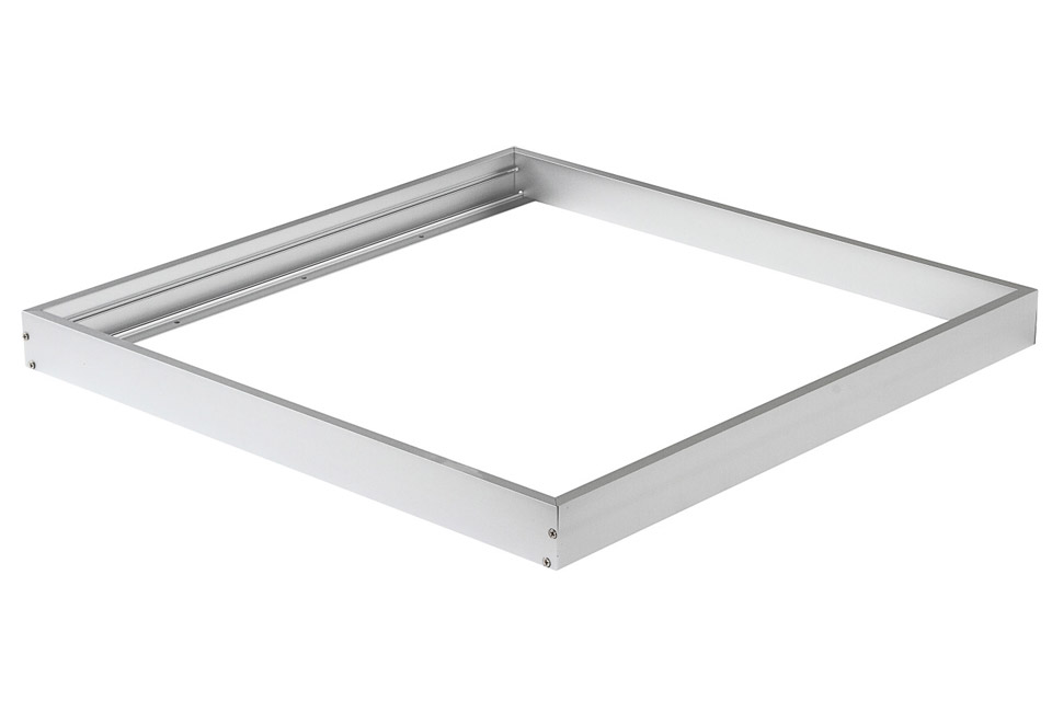 sunflux mounting frame for led panel 30x30. Black Bedroom Furniture Sets. Home Design Ideas