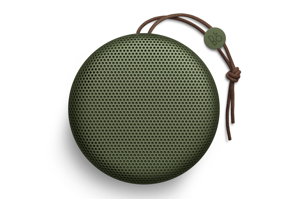 Beoplay A1, Moss green