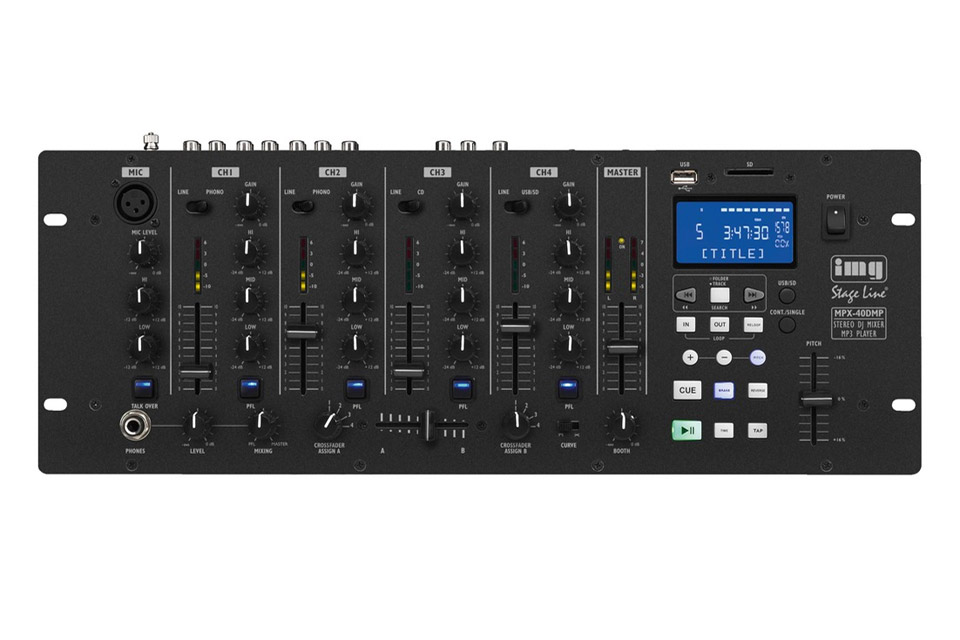 Stage Line MPX-40DMP