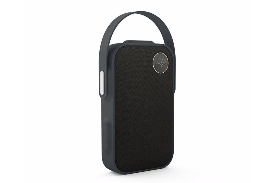 Libratone ONE Click Bluetooth højttaler har et tilpasningsdygtigt design.