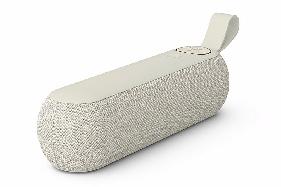 Libratone TOO er en ultra kompakt bluetooth højttaler.