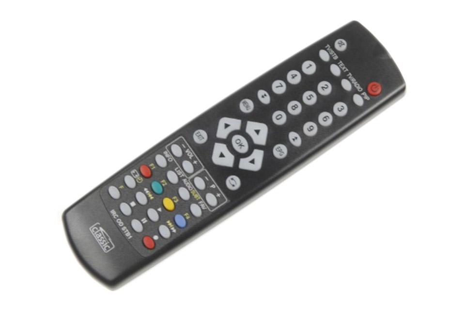 Ekstra fjernbetjening til Sagemcom RT90 (uoriginal).