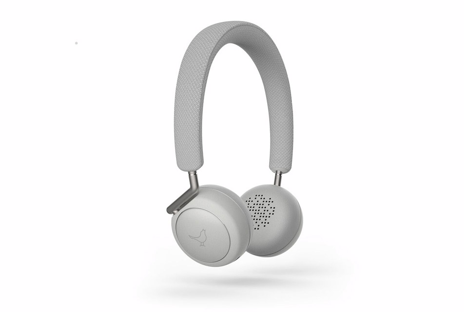 Experience unbeatable sound, with Libratone Q Adapt On-Ear Wireless, with CityMix™, adjustable active noise cancelling.