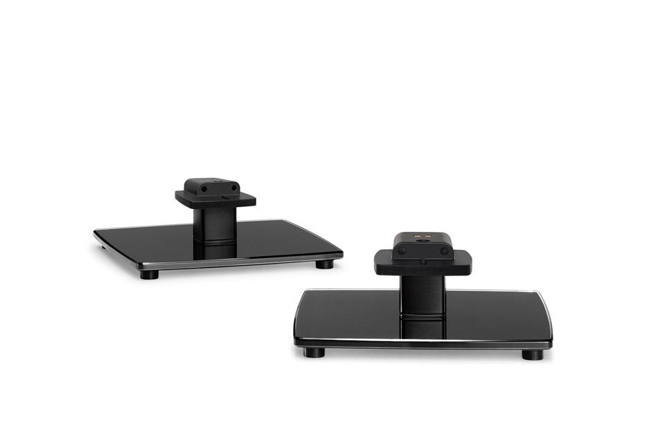 Bose Omni Jewel Sattellite bordstander til påhæng af højttalere af serien Bose Lifestyle 650.