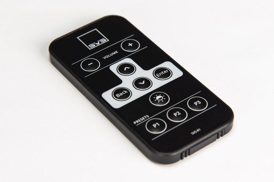 SVS Ultra 16-series remote
