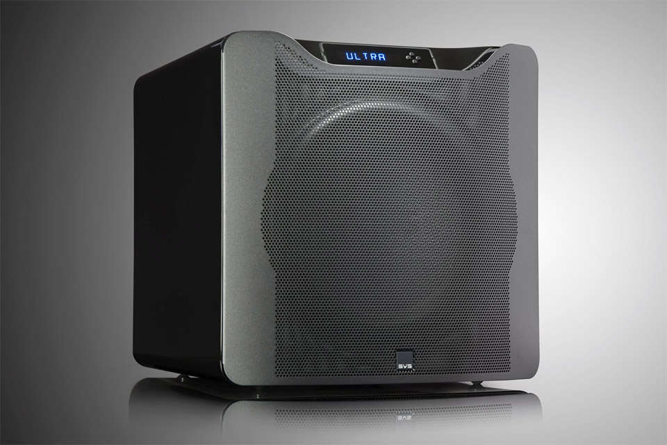 SVS SB16-Ultra, black highgloss