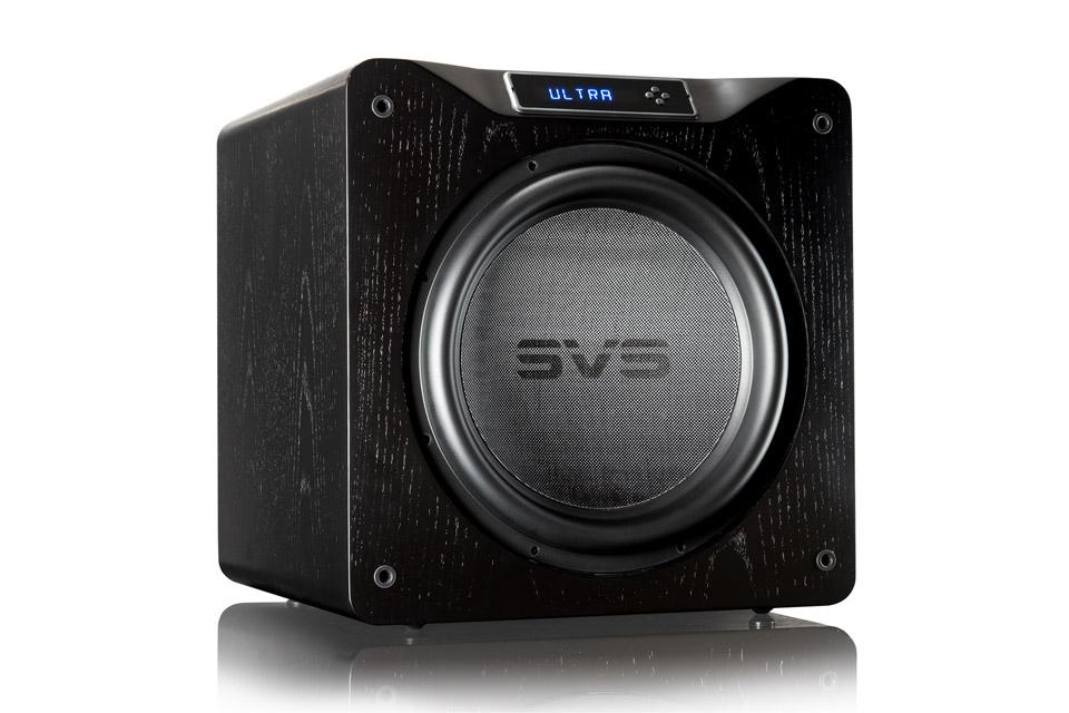 SVS SB16-Ultra, black ash