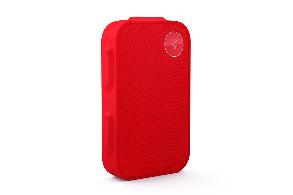 Libratone ONE Click, Cerise Red