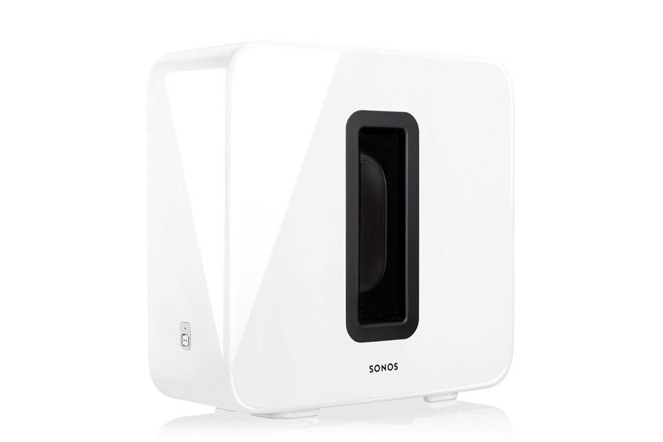 Sonos SUB, white