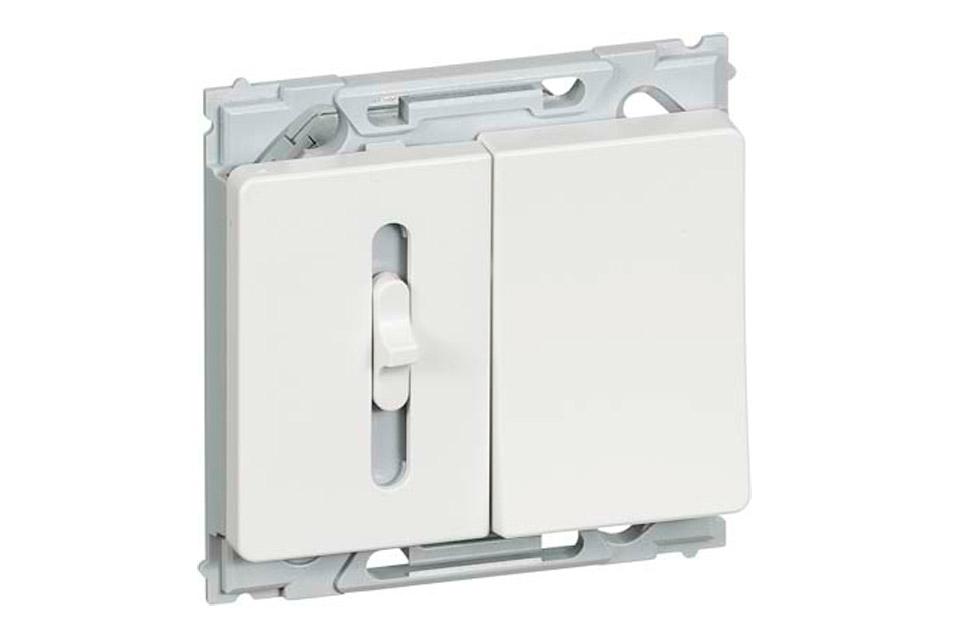 LK OPUS® 66 LED-S skydelysdæmper med korrespondance er specielt konstrueret til at dæmpe LED lyskilder.