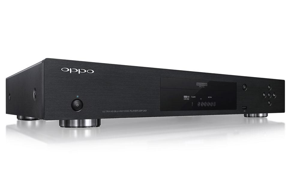 Den længe ventede OPPO UDP-203 4K Ultra HD Blu-Ray afspiller i vanlig suveræn kvalitet.