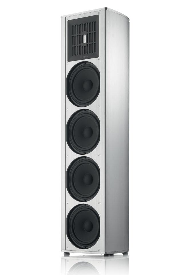 Coax 711 er den kompromisløse topmodel, i en ny generation af Coax højttalere fra Piega.