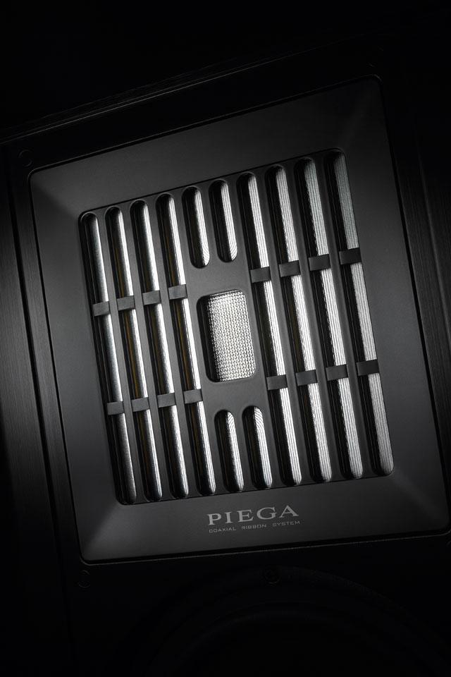 Piega Coax 711, Close up