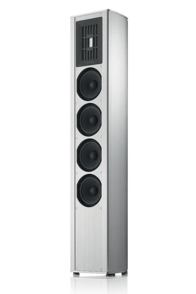 Coax 511 er nyeste generation, af de anmelderroste Coax højttalere fra Schweiz.