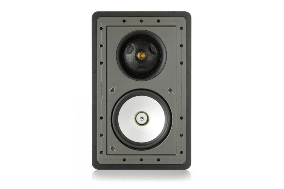 Indbygningshøjttaler til væggen fra Monitor Audio med 8