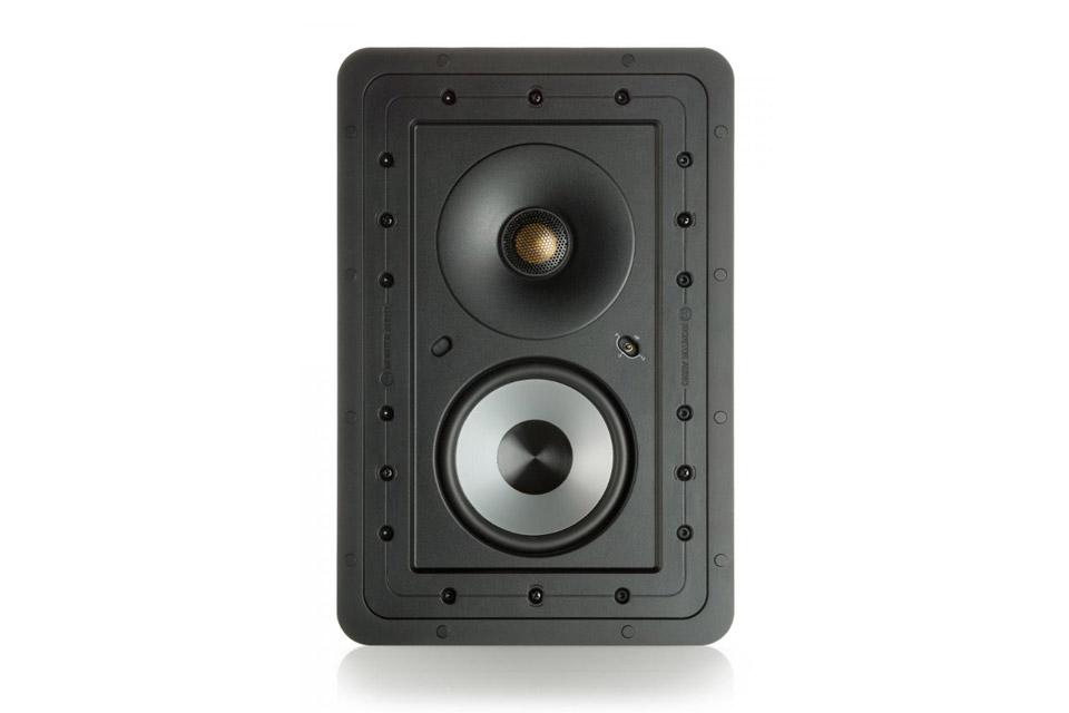 Indbygningshøjttaler fra Monitor Audio med 5