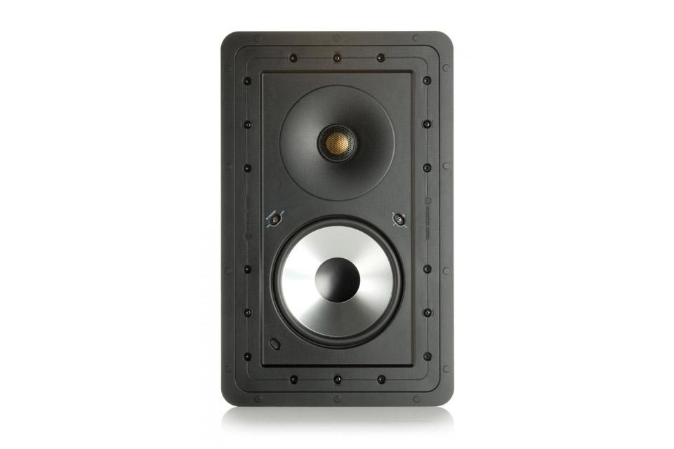 Indbygningshøjttaler fra Monitor Audio med 6