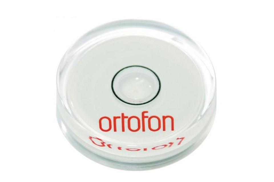 Ortofon vaterpas, til den grundlæggende indstilling af pladespillere.