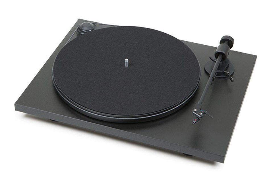 Pro-Ject Primary pladespiller, sort mat