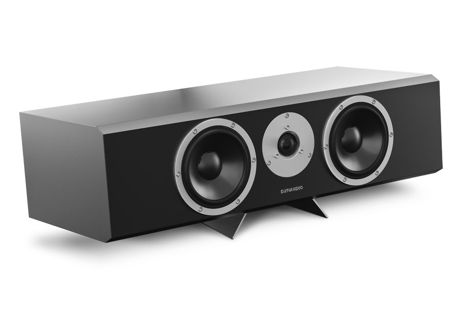 Dynaudio Excite X28 center hojttaler, sort