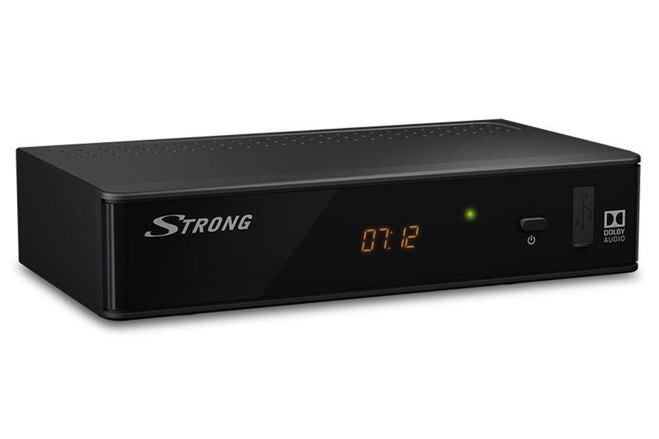 Tyskerboks - DVB-T2 HD PVR modtager der understøtter HEVC (H.265) til modtagelse af det nye gratis Free-to-air (FTA) tyske signal via egen antenne.