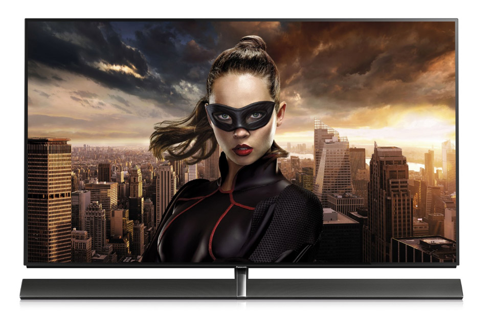 High-end 4K HDR OLED TV fra Panasonic. TX-65EZ1000 er flagskibsmodellen for 2017, med reference billedekvalitet og integreret soundbar.