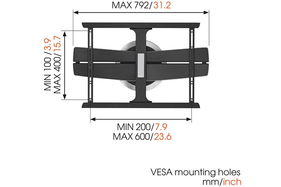 Vogels MotionMount Next 7355 wall mount