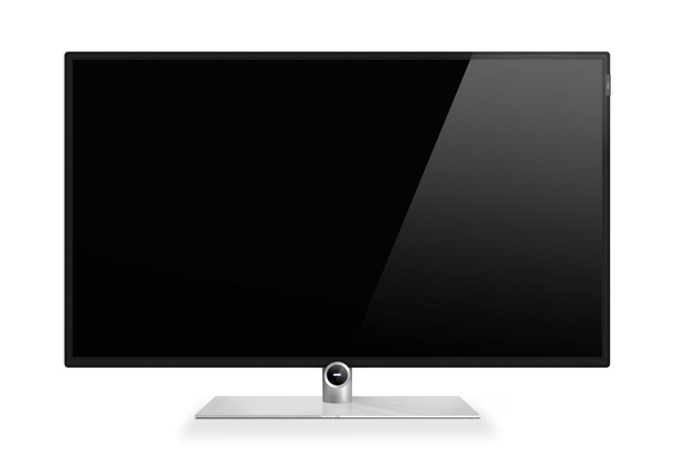 LOEWE Bild 1 i 40 tommer udgave med Fuld HD LED panel og i elegant sort finish og inkl. bordstand.