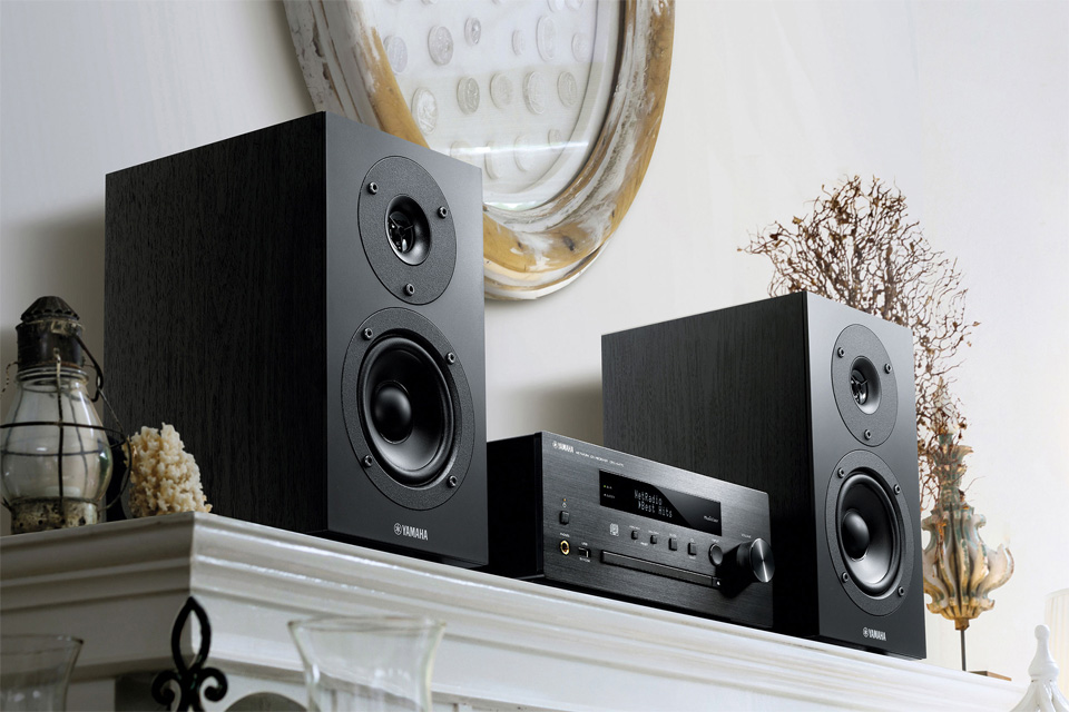 Yamaha MCR-N470D stereoanlæg, lifestyle