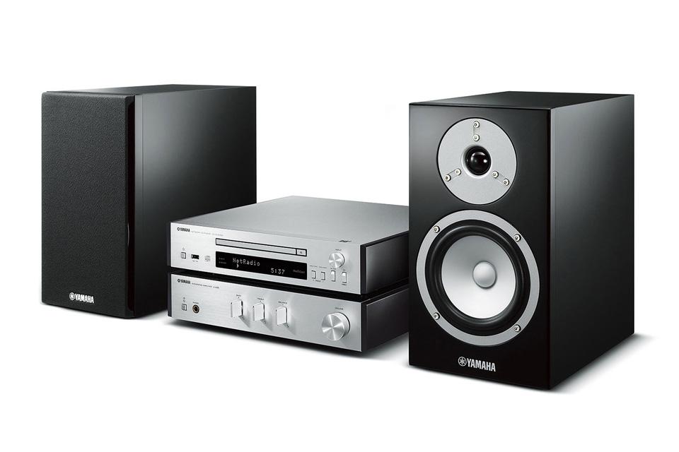 Kraftfuld stereosystem fra Yamaha med lyd i særklasse og et hav af funktioner. MCR-N670D gør det nemt at lytte til digital radio og streame musik i højkvalitet.
