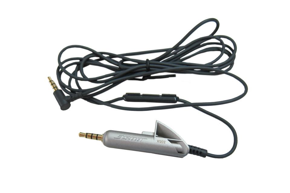 Kabel til Bose® Quiet Comfort® 15 med inline mic/remote