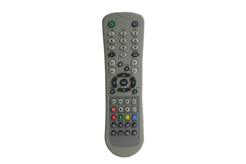 Ekstra fjernbetjening til Sagemcom DTR94160