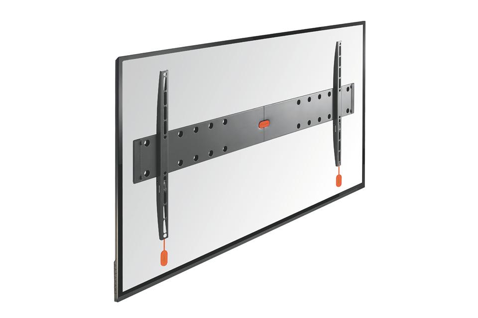 Vogels BASE 05 L er et fast TV/monitor vægbeslag, der passer til fladskærme i størrelsen 40-80